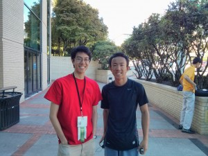 I met another Allen Jiang!
